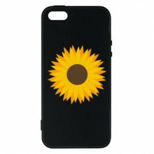 Etui na iPhone 5/5S/SE Sunflower