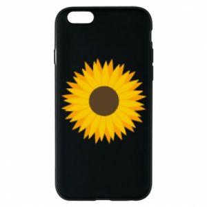 Etui na iPhone 6/6S Sunflower