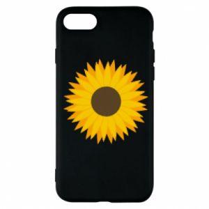 Etui na iPhone 7 Sunflower