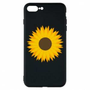 Etui do iPhone 7 Plus Sunflower