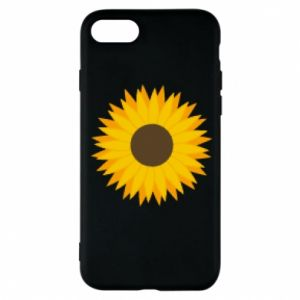 Etui na iPhone 8 Sunflower