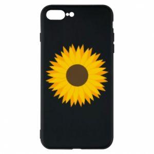 Etui na iPhone 8 Plus Sunflower