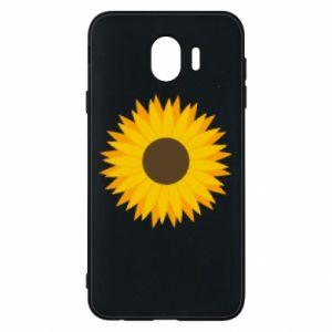 Etui na Samsung J4 Sunflower