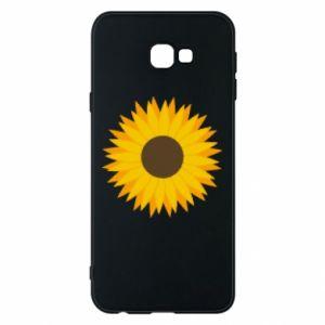 Etui na Samsung J4 Plus 2018 Sunflower