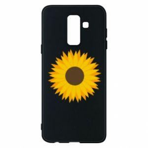 Etui na Samsung A6+ 2018 Sunflower