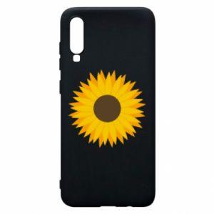 Etui na Samsung A70 Sunflower
