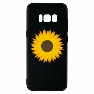 Etui na Samsung S8 Sunflower