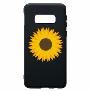 Etui na Samsung S10e Sunflower