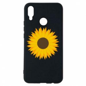 Etui na Huawei P Smart Plus Sunflower