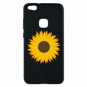Etui na Huawei P10 Lite Sunflower