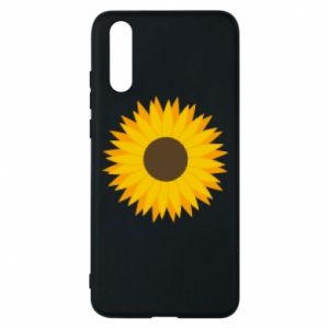Etui na Huawei P20 Sunflower