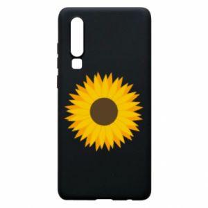 Etui na Huawei P30 Sunflower