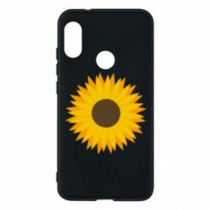 Etui na Mi A2 Lite Sunflower