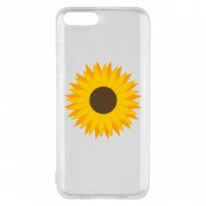 Etui na Xiaomi Mi6 Sunflower