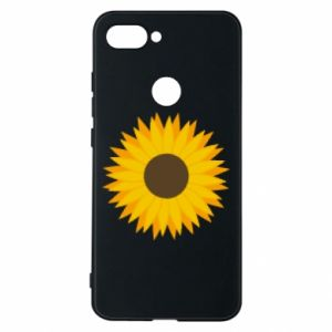 Etui na Xiaomi Mi8 Lite Sunflower