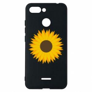 Etui na Xiaomi Redmi 6 Sunflower