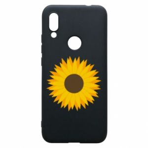 Etui na Xiaomi Redmi 7 Sunflower
