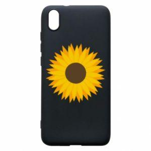 Etui na Xiaomi Redmi 7A Sunflower