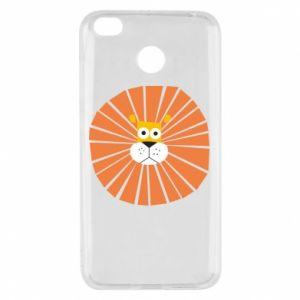 Etui na Xiaomi Redmi 4X Sunny lion