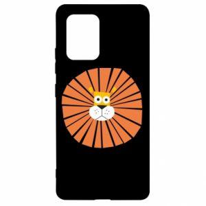 Etui na Samsung S10 Lite Sunny lion