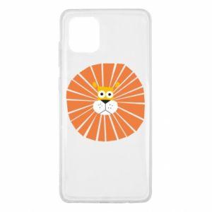 Etui na Samsung Note 10 Lite Sunny lion