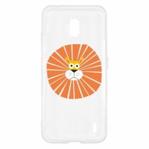 Etui na Nokia 2.2 Sunny lion