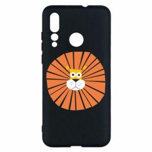 Etui na Huawei Nova 4 Sunny lion