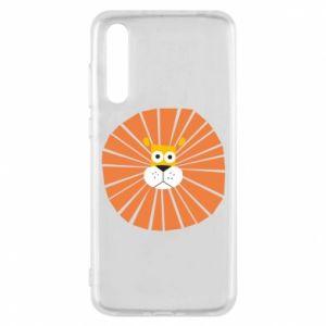 Etui na Huawei P20 Pro Sunny lion