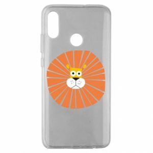Etui na Huawei Honor 10 Lite Sunny lion
