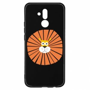 Etui na Huawei Mate 20 Lite Sunny lion