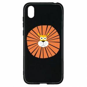 Etui na Huawei Y5 2019 Sunny lion