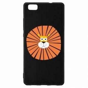 Etui na Huawei P 8 Lite Sunny lion