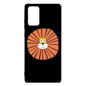 Etui na Samsung Note 20 Sunny lion