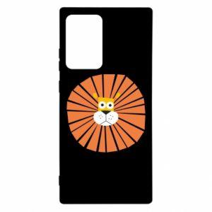 Etui na Samsung Note 20 Ultra Sunny lion