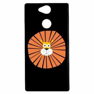 Etui na Sony Xperia XA2 Sunny lion