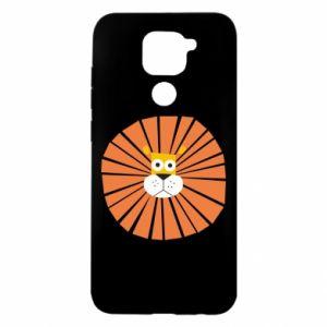 Etui na Xiaomi Redmi Note 9/Redmi 10X Sunny lion
