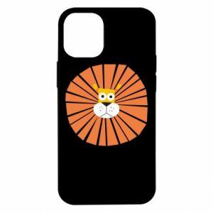 Etui na iPhone 12 Mini Sunny lion