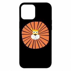 Etui na iPhone 12 Pro Max Sunny lion