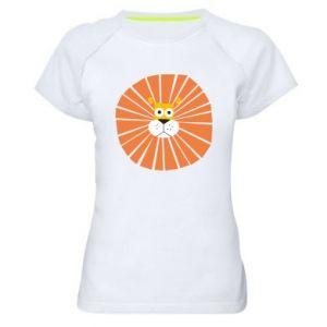 Koszulka sportowa damska Sunny lion