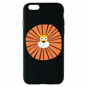 Etui na iPhone 6/6S Sunny lion