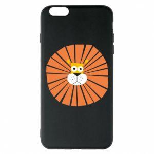 Etui na iPhone 6 Plus/6S Plus Sunny lion