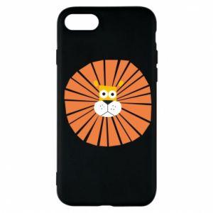 Etui na iPhone 7 Sunny lion