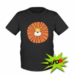 Dziecięcy T-shirt Sunny lion