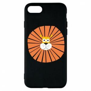 Etui na iPhone 8 Sunny lion