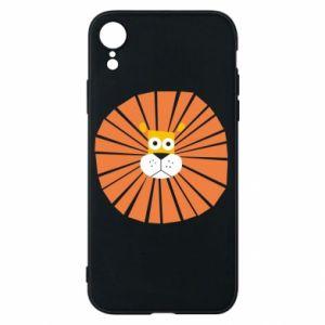 Etui na iPhone XR Sunny lion