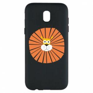 Etui na Samsung J5 2017 Sunny lion