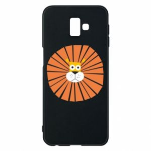 Etui na Samsung J6 Plus 2018 Sunny lion