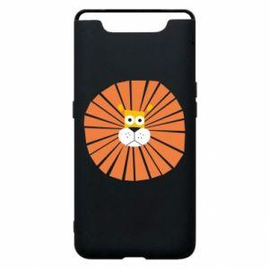 Etui na Samsung A80 Sunny lion