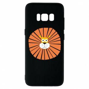 Etui na Samsung S8 Sunny lion