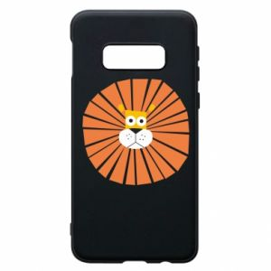 Etui na Samsung S10e Sunny lion